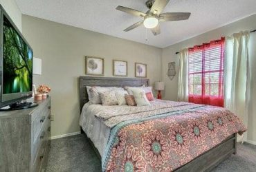$362 Need roommate,  one bedroom is ready now with attached bath!