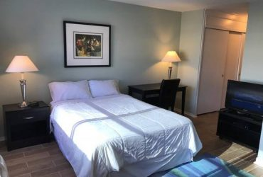 $356 Single*couple both Okey! Private bed plus luxurious bath 4 rent.!