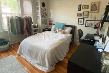 $340 *Large room big closet 4 rent in a private home & entrance.!!