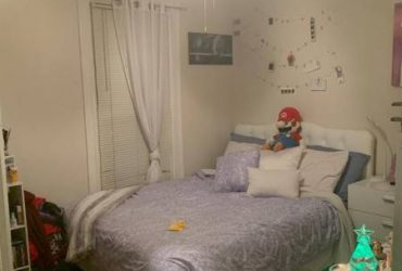 $340 Private bed and bath..*Apply fast!