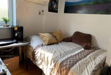 $350 Excellent bedroom – luxurious bathroom, ready now!