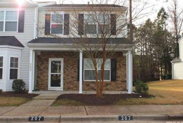 $1000 / 3br – 1547ft2 – Gorgeous end unit townhome with plenty of light & spacious feel. Excel (Morrisville, NC)
