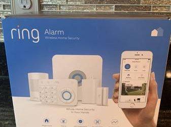 Brand New Ring Alarm Wireless Home Security System Complete 5-Piece Ki – $149 (Orlando)