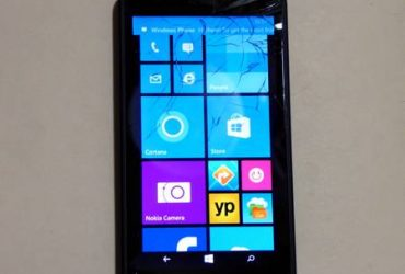 AT&T Nokia Lumia 635 Windows Phone WORKING BUT EXTERNAL GLASS CRACKED – $30 (bumby ave & colonial dr.)