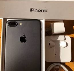 NEW Condition iPhone 7 Plus Factory Unlocked Any Carrier – $300 (Sunny Isles Beach)