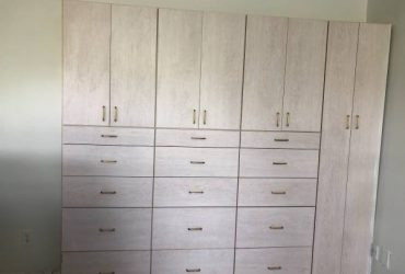 Free Beautiful wall size bedroom cabinet (Ponte Vedra Beach)