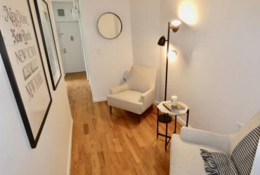 $1040 Lower East Side apartment with arcade (New York)