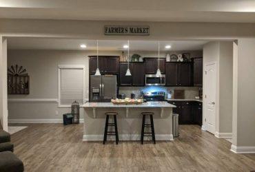 $800 2 private rooms & private bath (Garner)