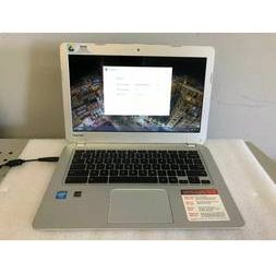 "Toshiba Chromebook 14"" Laptop Intel HDMI Bluetooth Webcam – $140 (Kendall)"