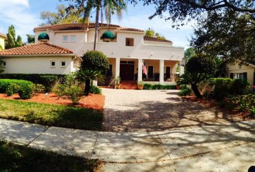 $995 Furnished Room for Rent on BEAUTIFUL DAVIS ISLANDS (South Tampa)