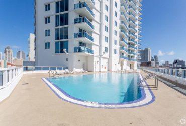 $1000 Habitacion principal en Brickell (Miami)