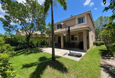 $2997 / 4br – 2088ft2 – Comfortable & practical home in Weston's favorite community of Savanna (Weston)