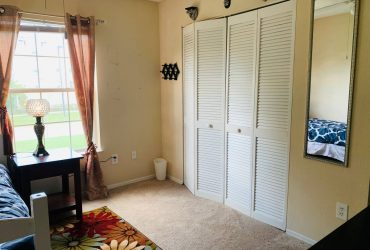 $600 GATED COMMUNITY, NEAR THE AIRPORT! UTILITIES INCLUDED (Orlando airport)
