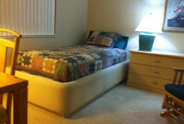 2br – ROOM FOR RENT; WESTON,FL; MEDICAL STUDENT ONLY; $750 (Weston)