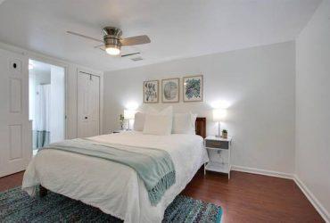 $360 Excellent bedroom – luxurious bathroom, ready now!