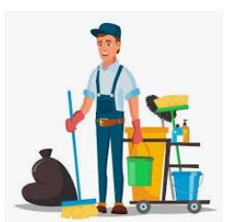 Cleaning Position/light handyman (Pompano Beach)