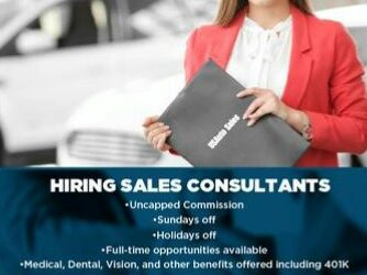 **Motivated Sales Consultants WANTED** (Clearwater)