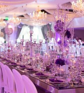 Crystal Ballroom Designer / Floral Designer (Fort Lauderdale Beach)