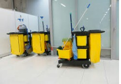 JANITORIAL JOBS AVAILABLE (Miami)