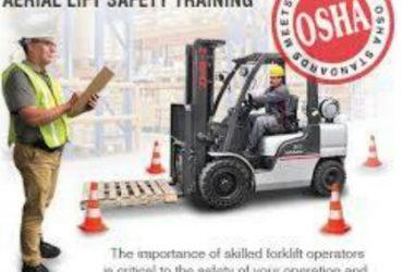 do you need a forklift job (broward)