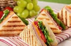 Grill man /sandwich maker (Aventura)