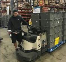 Warehouse Position — Must have Forklift certification (Doral, FL)
