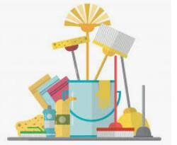 Asistente de Limpieza/Cleaning Assistant (Medley)