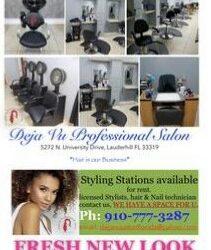 Hair stylist needed (Lauderhill)