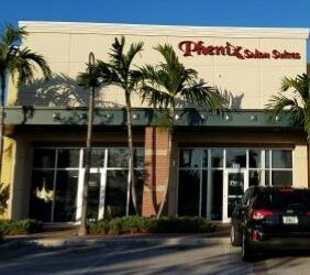 Salon & Spa Pro- Rent a Private and secure Premium Salon Studio (WEST PALM BEACH)