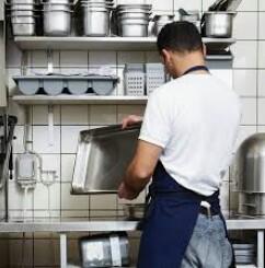 Dishwasher wanted (North Miami)