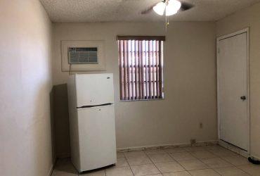Efficiency for rent in Hialeah (EAST HIALEAH)