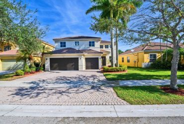 $5475 / 3122ft2 – Rental Property Weston Fl, Gated Community Savanna (Weston, Fl, Savanna)
