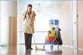 Cleaners for Emory main hospital immediately