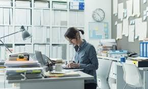 File Clerk/Facilities Coordinator