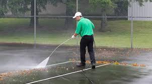 Tennis Maintenance (Milton)