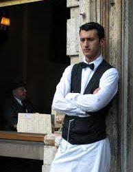 Waiter for italian restaurant (bay ridge)