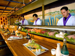 Entry Level Supervisor position at Sushi Restaurant (Flatiron)