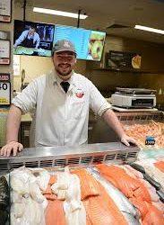MEAT-FISH CLERK (apply Thurs., July 23) (Manhattan)