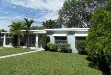 $2850 / 3br – MIAMI SPRINGS HOUSE ON RAVEN AVE