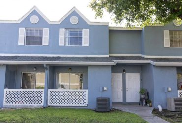 $1350 / 750ft2 – Gated community, pets ok, washer/dryer, move in ready! (Miami, hialeah)