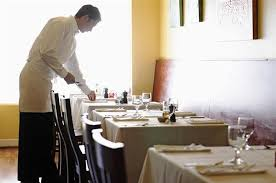 Experienced Server and Busser Wanted (New Rochelle)