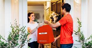 Food delivery driver for immediate hiring (Whitestone)