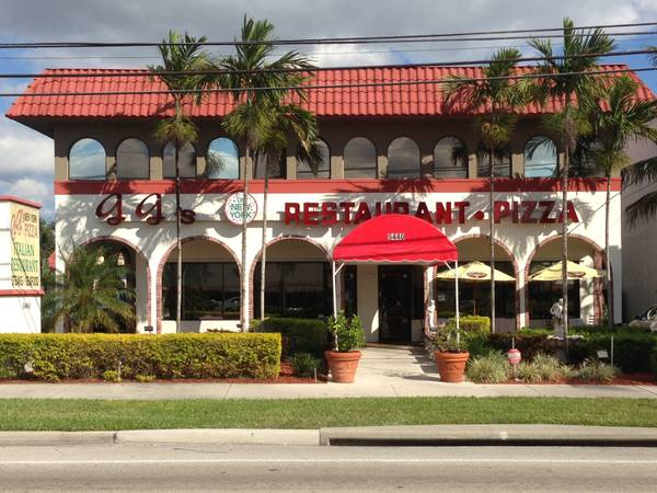 Host & Server Positions Available (FORT LAUDERDALE)