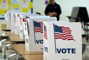 Trabajo temporal durante las elecciones presidenciales, (Doral)