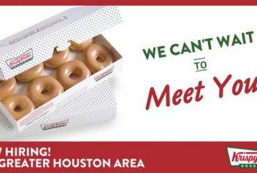 Krispy Kreme Team Members FT & PT | Virtual Interviews this week! (Houston)