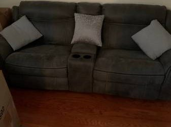 3pcs sectional couch (Orlando)