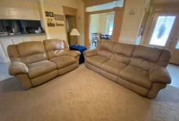 Living room set (Spring Hill)