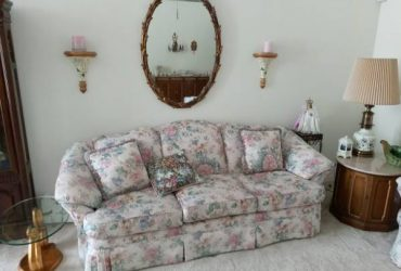 Sofa and Loveseat – Very Good Condition – FREE (Off of 52 in Hudson)