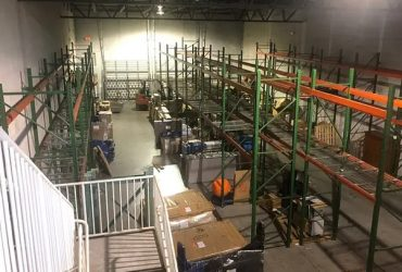 Warehouse Inventory Control Associate (Doral, Florida)