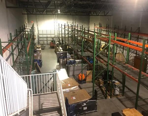 Warehouse Inventory Control Associate (Doral, Florida)